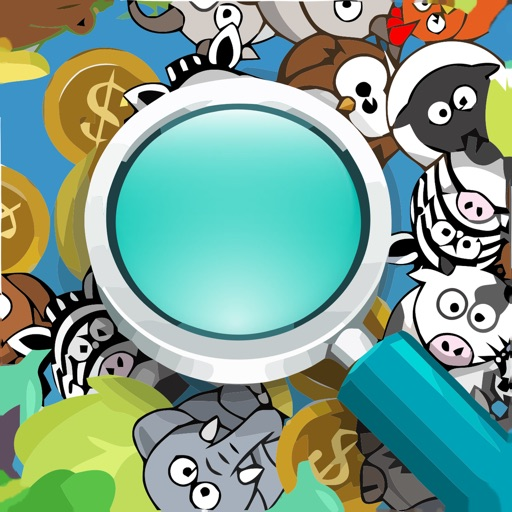 Hidden Objects for Kids (ad free)