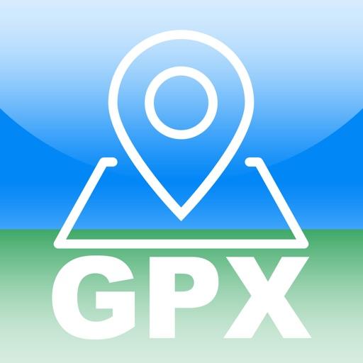 GPX Tracker Pro - Simple GPS Recorder for walking, hiking, biking, driving or cruising.