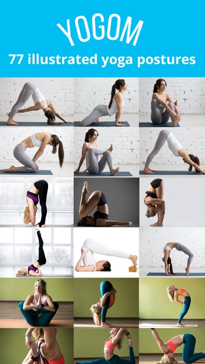 YOGOM - Yoga app free - Yoga for beginners. screenshot-4