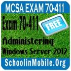 Administering Windows Server 2012 Exam70-411 icon