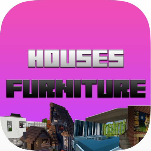 Houses & Furniture Ideas For Minecraft