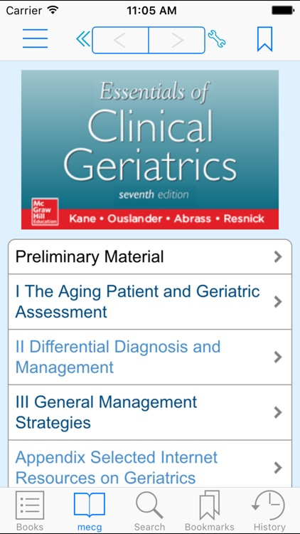 Essentials of Clinical Geriatrics 7/E