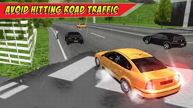 Modern City Taxi Driving Sim 3D: Ultimate Drive screenshot-4