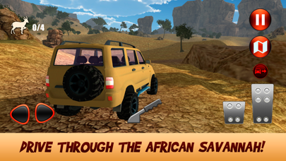 African Safari Hunting Simulator 3D
