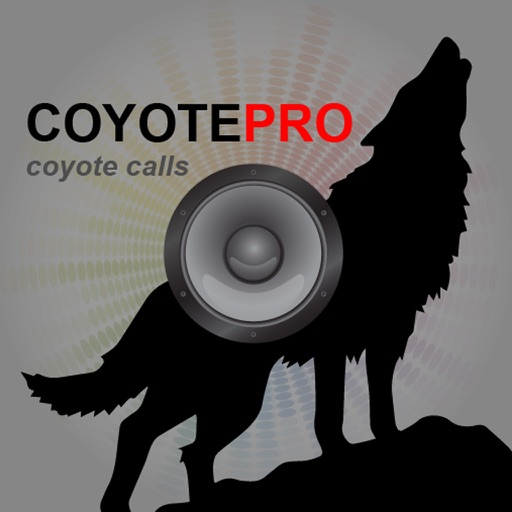 REAL Coyote Hunting Calls - Coyote Calls and Coyote Sounds for Hunting (ad free) BLUETOOTH COMPATIBLE