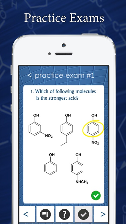 KEM030 – Organic Chemistry Course Assistant screenshot-2