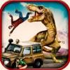 世界のサバイバルゲームファイティングディノシティの:2016恐竜シミュレータパーク