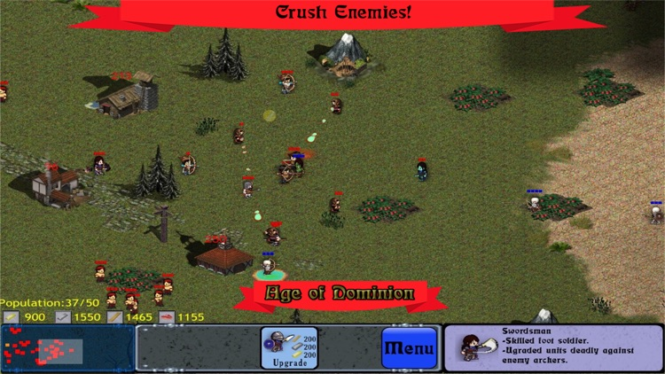 Age of Dominion RTS: Command your Empire! screenshot-4