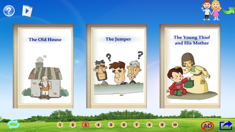 Audiobooks:children's favorite fairy tales 2 screenshot-4