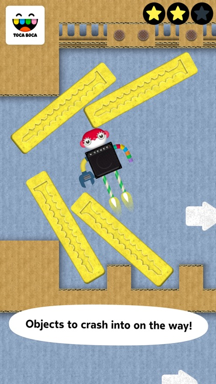 Toca Robot Lab screenshot-3