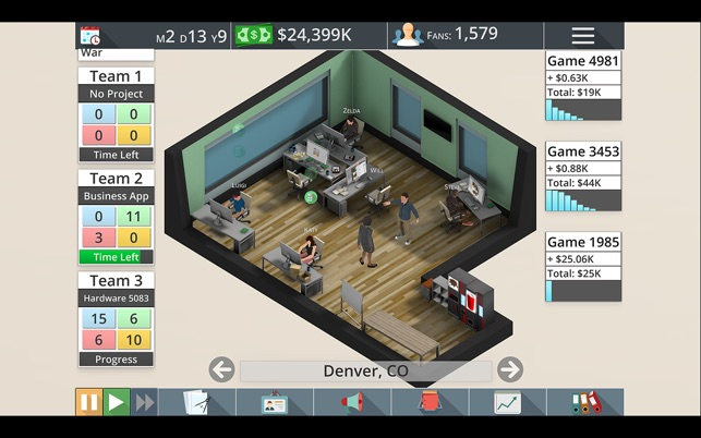 business simulation games for mac