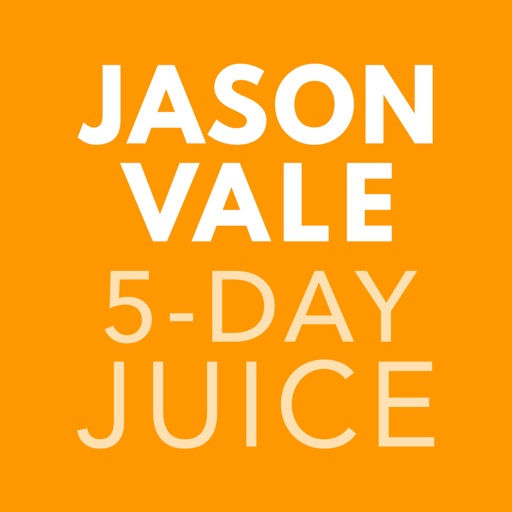 Jason Vale's 5-Day Juice Challenge (5lbs in 5 Days) app logo
