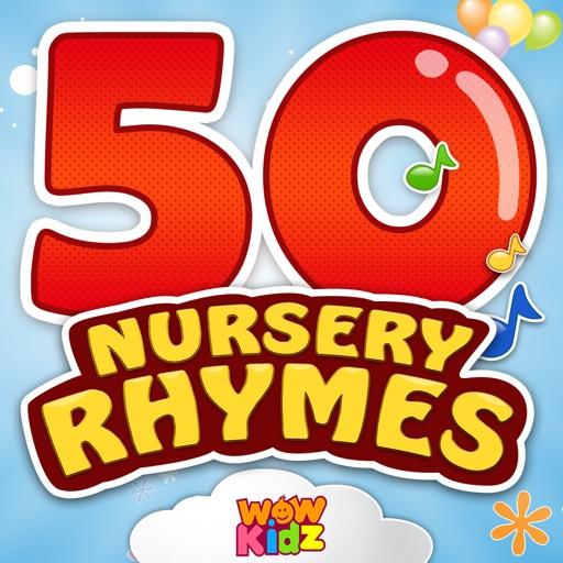 50 Top Kids Nursery Rhymes
