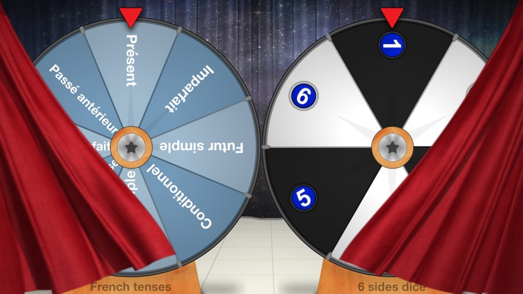 Classroom Roulette - random picker by iDoceo