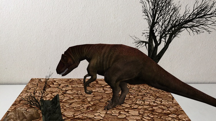 Carnivorous Dinosaurs AR Book screenshot-0