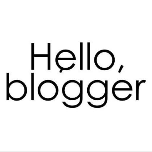 Hello blogger iOS App