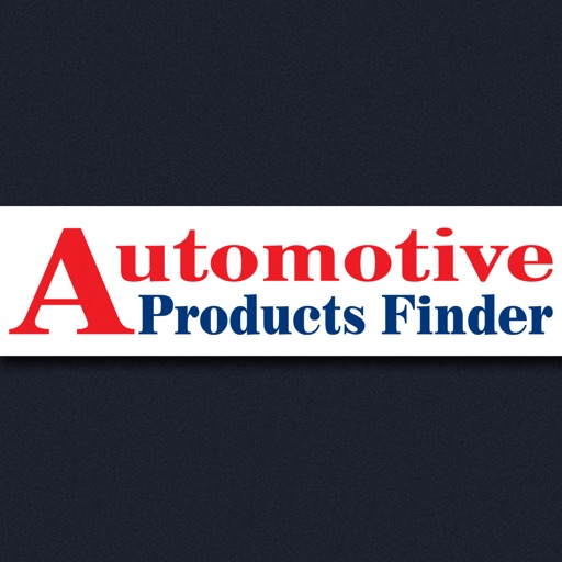 Automotive Products Finder Magazine