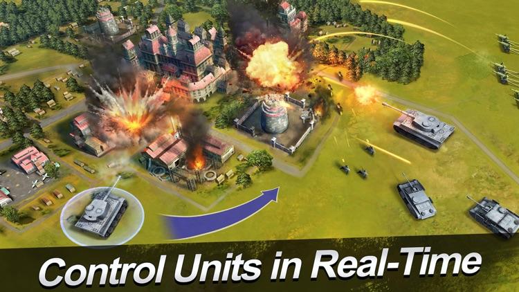 World Warfare - 3D MMO Wargame in WWII