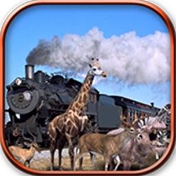 Farm Animal Train Transporter