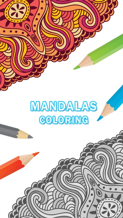 Coloring Book For Adults Free Mandalas Adult Anxiety Stress Relief Color Therapy