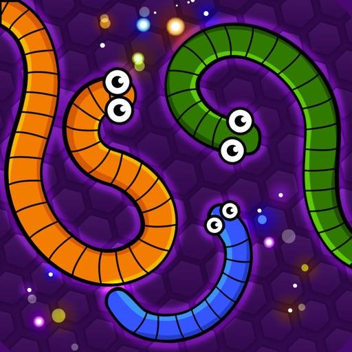 Игра Slither Голодные Змеи Игры Лучшие Бесплатные Игры Для Детей