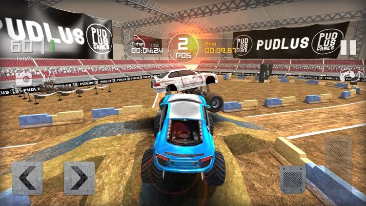 Monster Truck Drag Race screenshot-4