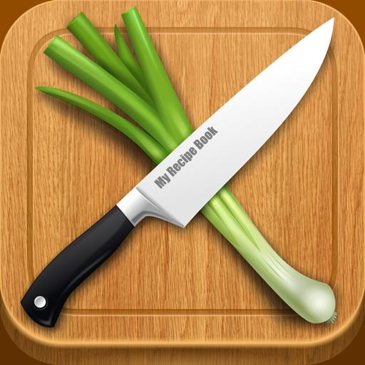 My Recipe Book - Your recipes, finally organized. app logo