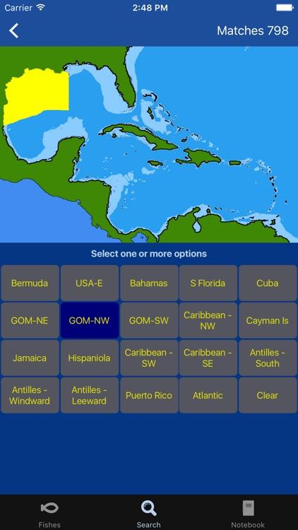 Fishes: Greater Caribbean screenshot-3