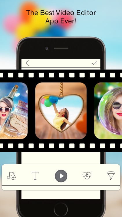 Video Maker - Create your own video story screenshot-4