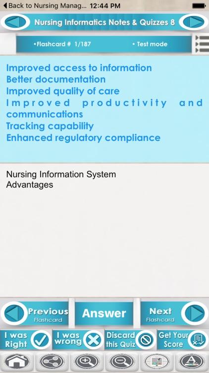 Nursing Informatics 4000 Flashcards