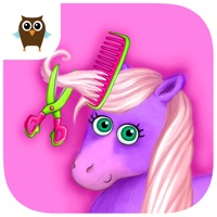Codes for Pony Sisters in Hair Salon - Horse Hairstyle Makeover Magic Hack