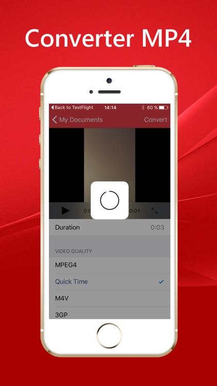 Insta Video Converter MP4 screenshot-3