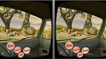 VR Safari Ride