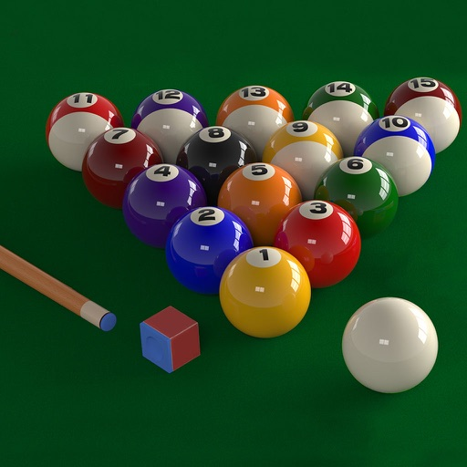 Play Real Billiard: 3D Ball Pool Game