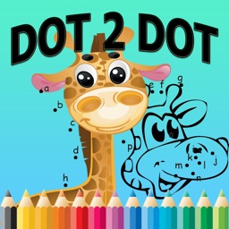 Preschool Dot to Dot Coloring Book: complete coloring pages by connect dot for toddlers and kids