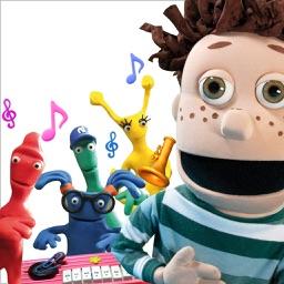 Horacio y los Plasticines - La Fábrica Secreta de Instrumentos Musicales