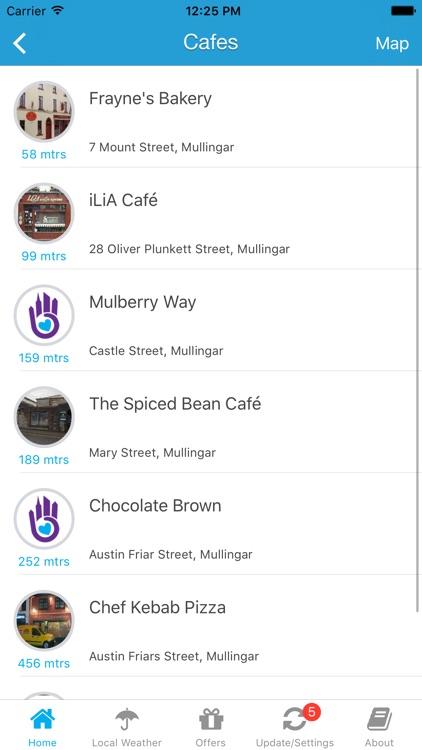 Mullingar App - Local Business & Travel Guide