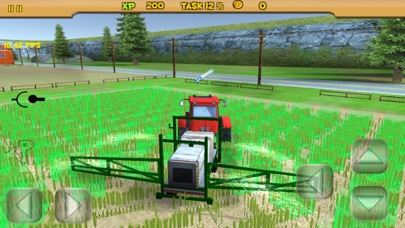 Forage Harvester Agriculture screenshot three