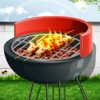 American BBQ steak & skewers grill : Outdoor barbecue cooking simulator free game