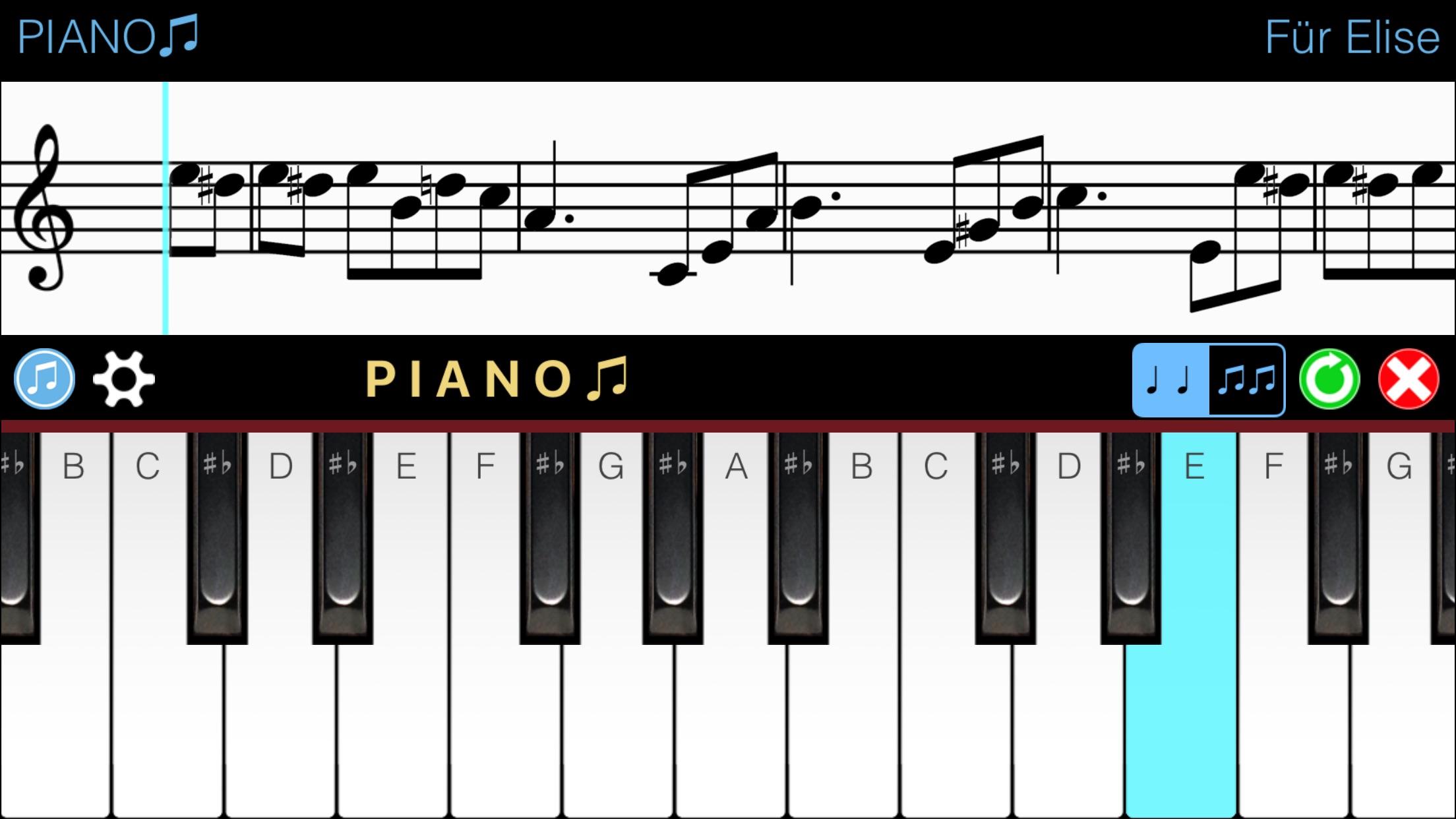 Piano... Screenshot