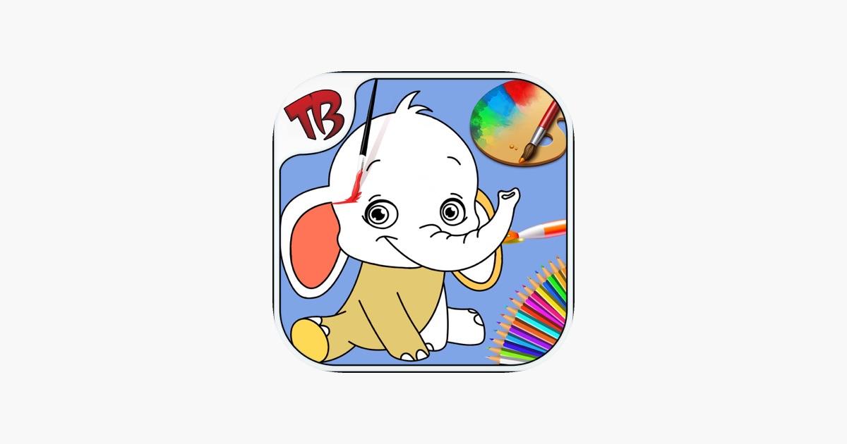 Kostenlose Ausmalbilder - Vorschul Farben Spielzeug - Kinder lieben ...