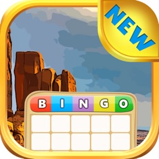 Activities of National Parks Bingo - United States Parks and Bingo All In One