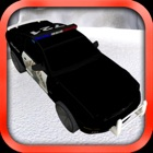 Real Police Car Parking icon