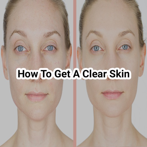 How to get a clear skin