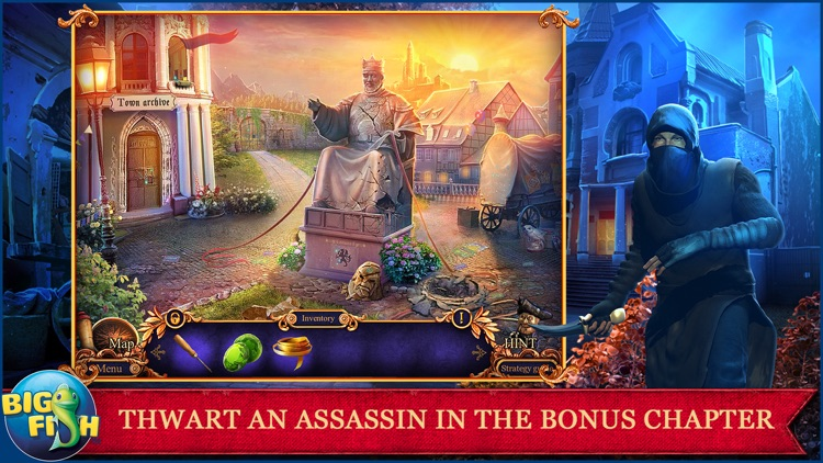 Royal Detective: Legend of The Golem - A Hidden Object Adventure (Full) screenshot-3