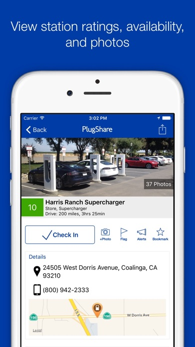 PlugShare Screenshot