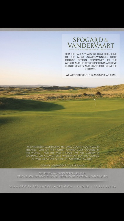 Golf Course Architecture (mag) screenshot-4