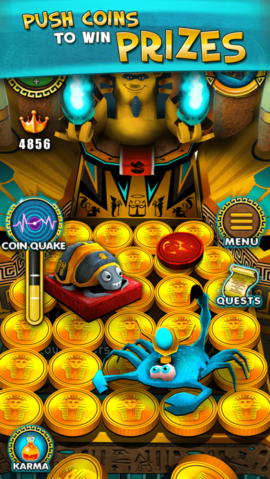Pharaoh's Party: Coin Pusher - Revenue & Download estimates