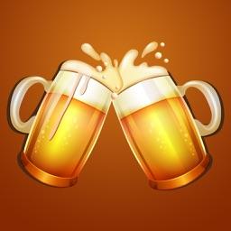 Cheers!  Fun Beer Drinking Game