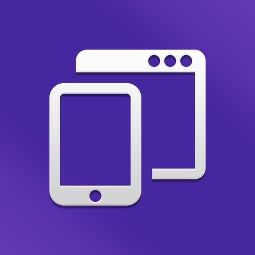 Desktop View Browser